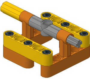 FLL Workshop Power Transmission Module - Pass Through