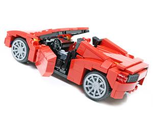 ICHIBAN Toys Sports Car Set