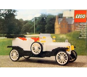 LEGO 1909 Rolls-Royce Set 395-1