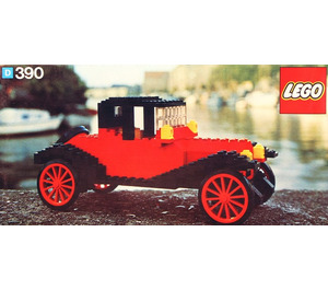 LEGO 1913 Cadillac Set 390-2