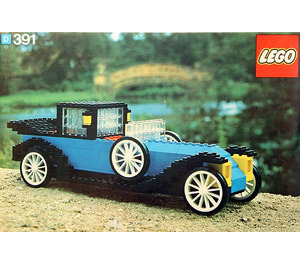 LEGO 1926 Renault Set 391-1