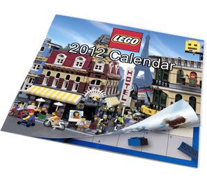 LEGO 2012 US Calendar (853352)