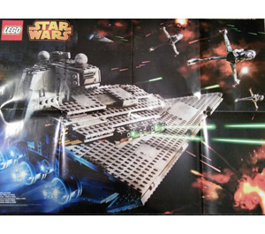 LEGO 2014 Star Wars 75050/75055 and Minifigures Promo Poster (6092449)