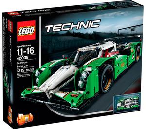 LEGO 24 Hours Race Car Set 42039 Packaging