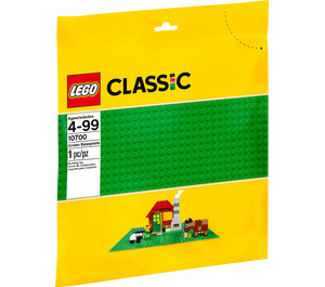 LEGO 32x32 Green Baseplate Set 10700 Packaging