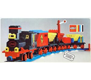 LEGO 4.5V Train with 5 Wagons Set 180