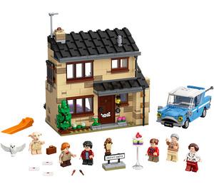 LEGO 4 Privet Drive Set 75968