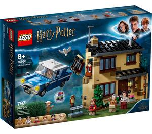 LEGO 4 Privet Drive Set 75968 Packaging