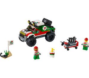 LEGO 4 x 4 Off Roader Set 60115