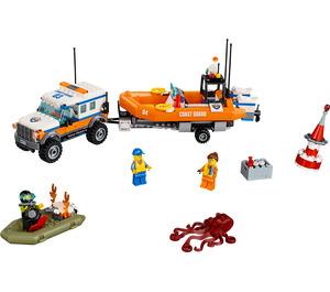 LEGO 4 x 4 Response Unit  Set 60165
