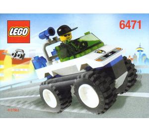 LEGO 4WD Police Patrol Set 6471