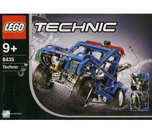 LEGO 4WD Set 8435