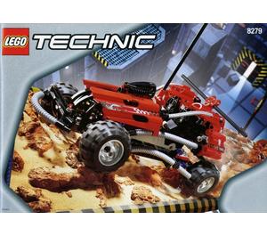 LEGO 4WD X-Track Set 8279