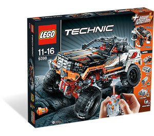 LEGO 4x4 Crawler Set 9398 Packaging