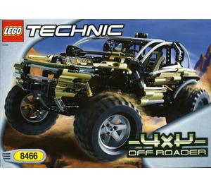 LEGO 4x4 Off-Roader Set 8466