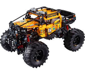 LEGO 4x4 X-Treme Off-Roader Set 42099