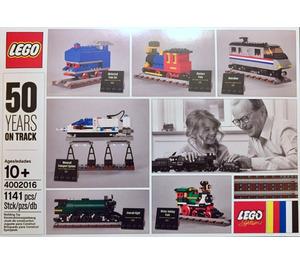 LEGO 50 Years on Track Set 4002016