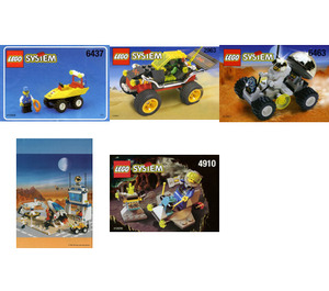 LEGO 6 in 1 Action Pack Set 4288478676-2