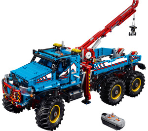 LEGO 6x6 All Terrain Tow Truck Set 42070