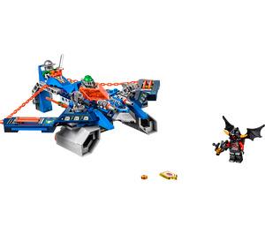 LEGO Aaron Fox's Aero-Striker V2 Set 70320