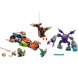 LEGO Aaron's Stone Destroyer Set 70358