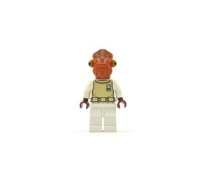 LEGO Admiral Ackbar Minifigure