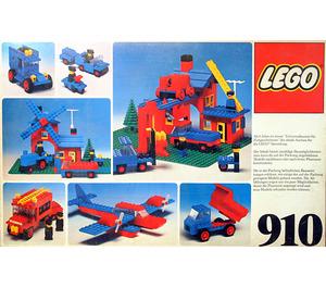 LEGO Advanced Basic Set, 6+ Set 910