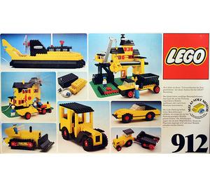 LEGO Advanced Basic Set with Motor, 6+ 912