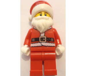 LEGO Advent Calendar Santa Minifigure