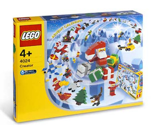 LEGO Advent Calendar Set 4024-1