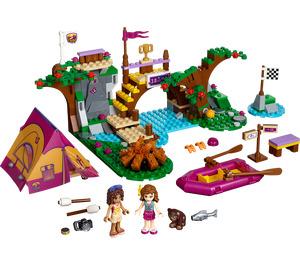 LEGO Adventure Camp Rafting Set 41121