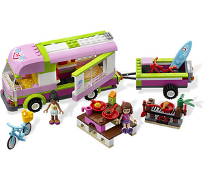LEGO Adventure Camper Set 3184