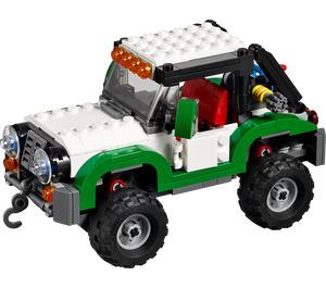 LEGO Adventure Vehicles Set 31037