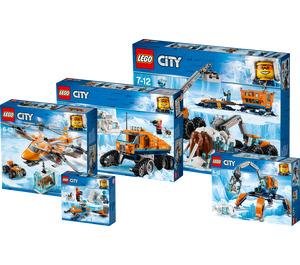 LEGO Adventures in the Arctic Bundle Set 5005749
