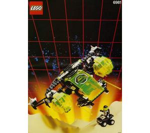 LEGO Aerial Intruder Set 6981