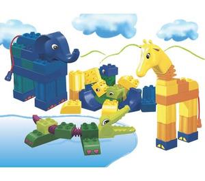 LEGO African Adventures Set 3515