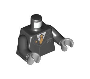 LEGO Agent Solomon Blaze Minifig Torso (973 / 76382)