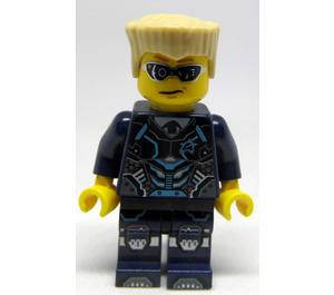 LEGO Agent Trey Swift Minifigure