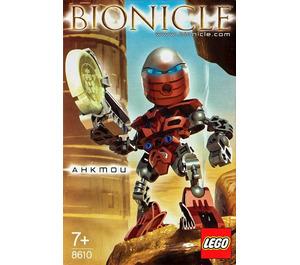 LEGO Ahkmou Set 8610
