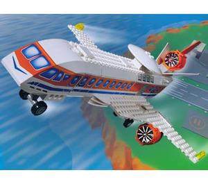 LEGO AIR Patrol Jet Set 4619