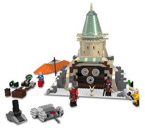 LEGO Air Temple Set 3828