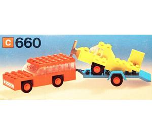 LEGO Air Transporter Set 660