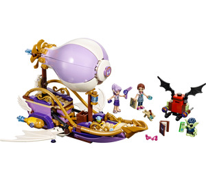LEGO Aira's Airship & the Amulet Chase Set 41184