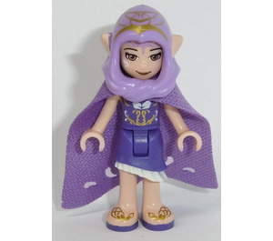 LEGO Aira Windwhistler with Hood and Cape Minifigure