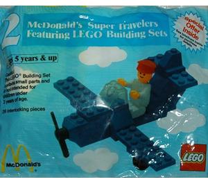 LEGO Aircraft Set 1546-1