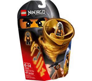 LEGO Airjitzu Cole Flyer Set 70741 Packaging