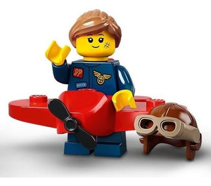 LEGO Airplane Girl Set 71029-9