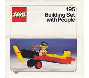 LEGO Airplane Set 195