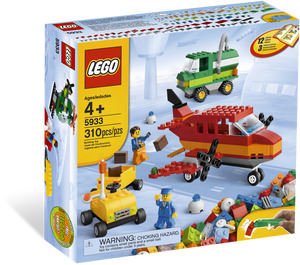 LEGO Airport Building Set 5933 Packaging