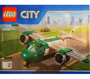 LEGO Airport Cargo Plane Set 60101 Instructions